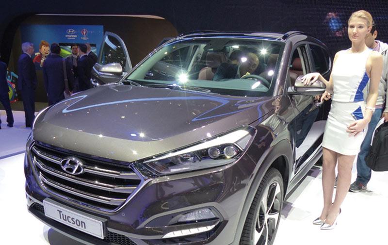 Hyundai : Le Tucson arrive…