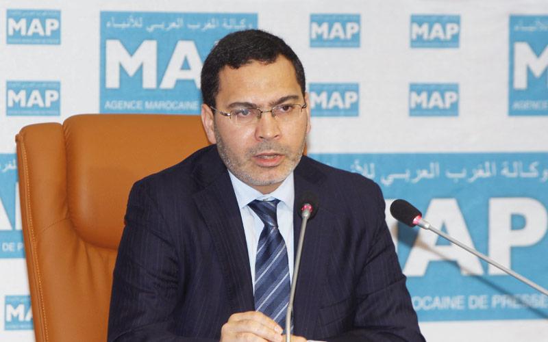 El Khalfi au forum de la MAP: L'agenda législatif bouclé avant la fin  de l'année