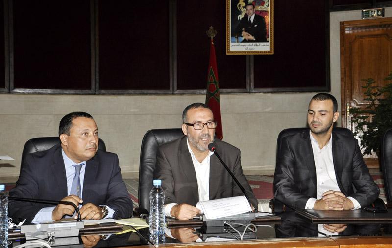 Tanger : Le Conseil communal approuve le budget 2016