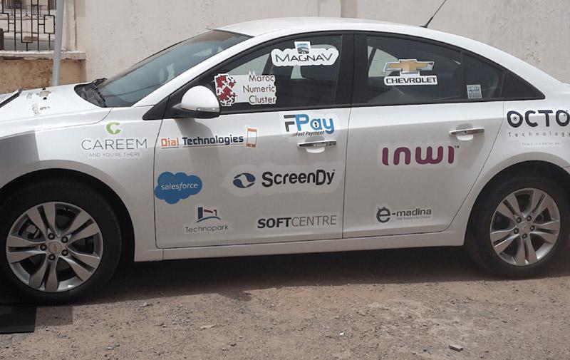 ScreenDy Cup: Une compétition pour améliorer la voiture  connectée marocaine
