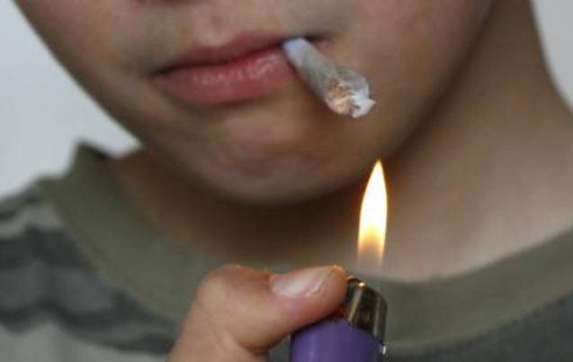 Un lycéen sur dix a déjà fumé  du cannabis