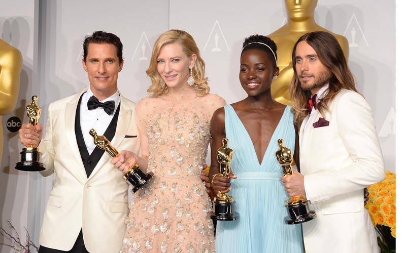 «12 ans un esclave» et «Gravity» pour les prix de meilleur film et du meilleur réalisateur aux Oscars 2014