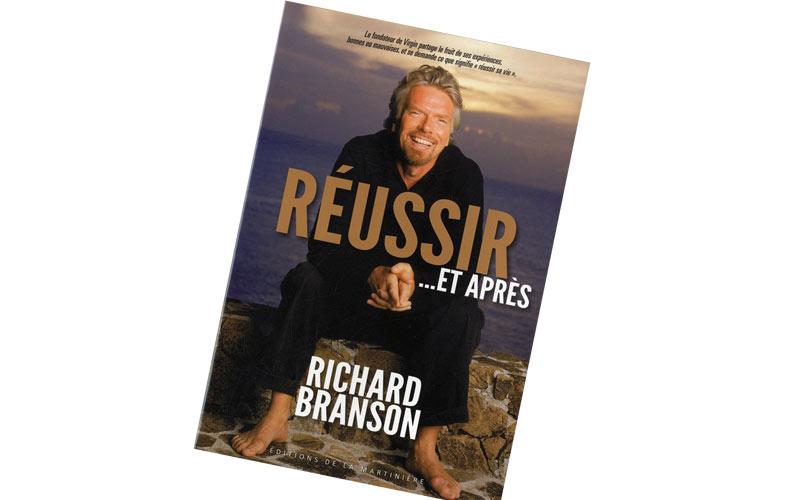 s lection livres richard branson r ussir et apr s aujourd 39 hui le maroc. Black Bedroom Furniture Sets. Home Design Ideas