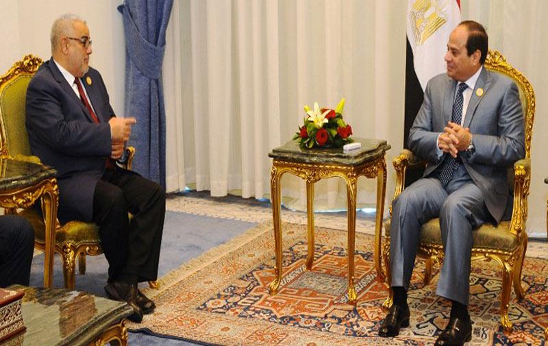 21 chefs d'Etat à Charm el-Cheikh: Sissi annonce la création d'une force  militaire arabe conjointe