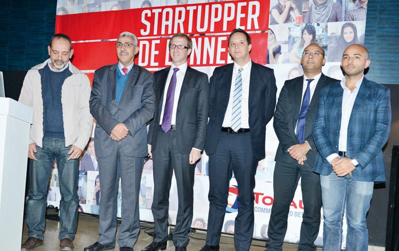 Total: Un concours pour les start-up