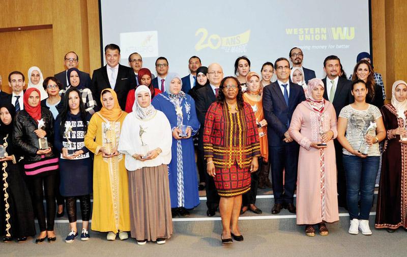 Fondation Western Union: Des contributions financières pour Attawfiq et SOS Villages d'Enfants