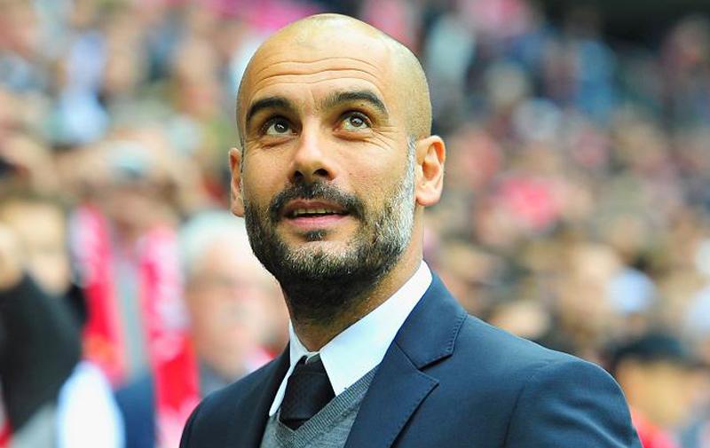 Manchester City : Pep Guardiola signe pour trois ans