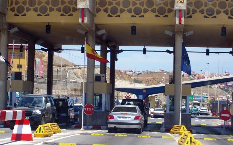 Bab Sebta: Mise en échec d'une tentative de sortie illégale de 30.000 euros