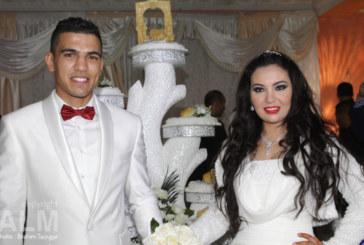 En exclu : les photos du mariage du boxeur Mohammed Rabii