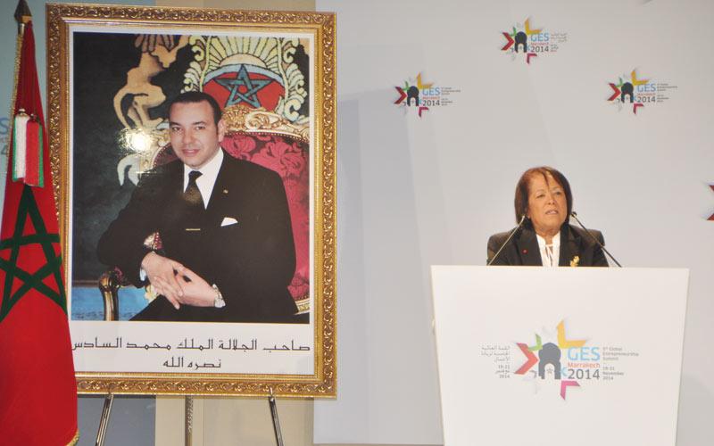 La conseillère de SM le Roi, Mme Zoulikha Nasri, est décédée