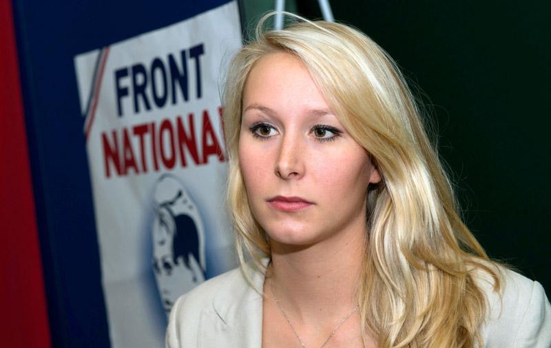 Marion Le Pen : » chez nous, on ne vit pas en djellaba, on ne vit pas en voile intégral»