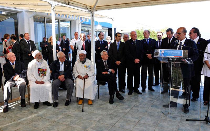 Casablanca: L'Institut français rend hommage aux anciens combattants