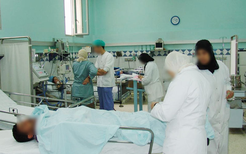 Six protocoles thérapeutiques validés: L'AMO resserre la ceinture
