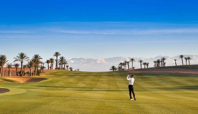 Le Maroc meilleure  destination golfique en Afrique