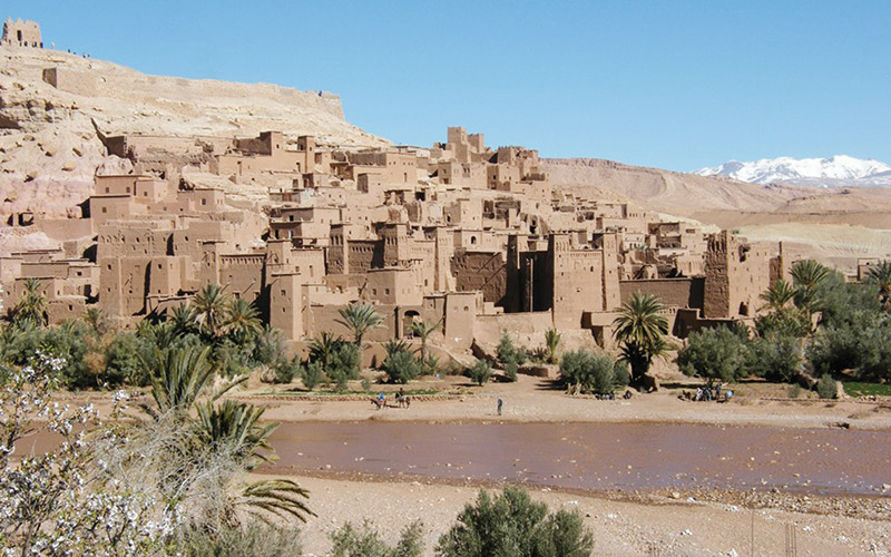Ouarzazate, 7ème ville au monde où les hôtels ont le meilleur rapport qualité/prix