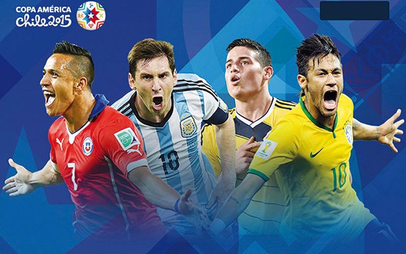 44ème édition de la Copa America : C'est parti pour du spectacle garanti