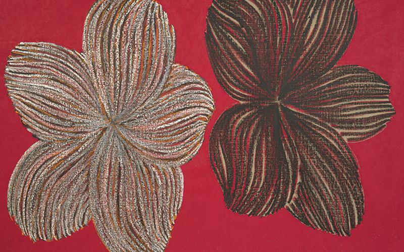 Exposition : «20 ans d'œuvres» de Najia Mahadji à l'Atelier 21