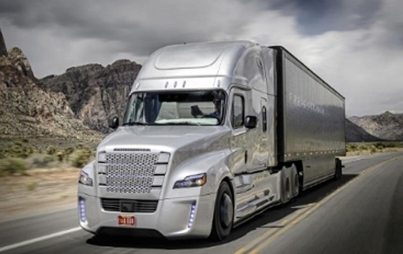 Daimler : Des camions  autonomes autorisés au Nevada