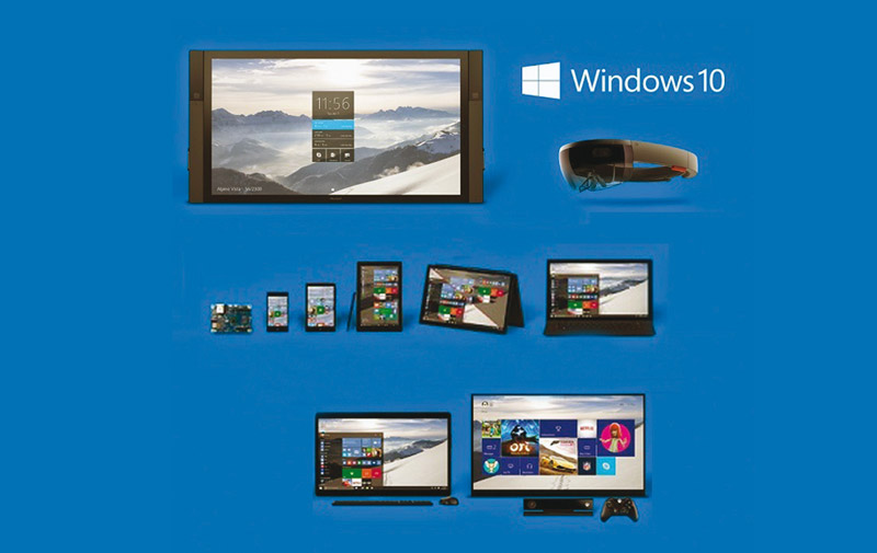 La nouvelle génération de «devices» Windows 10: Une génération de tous les superlatifs