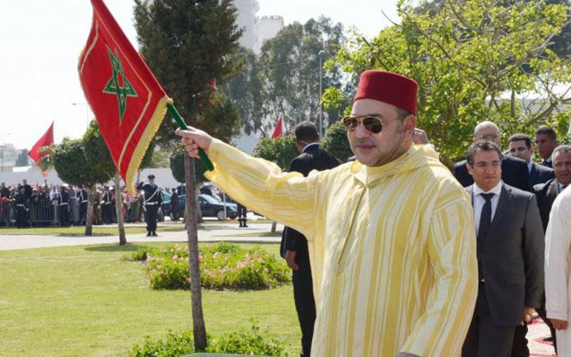 Casablanca : SM le Roi lance la campagne nationale de solidarité
