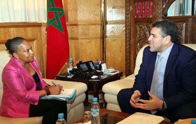 Coopération judiciaire Maroc/France : Ramid et Taubira doivent se rencontrer cette semaine