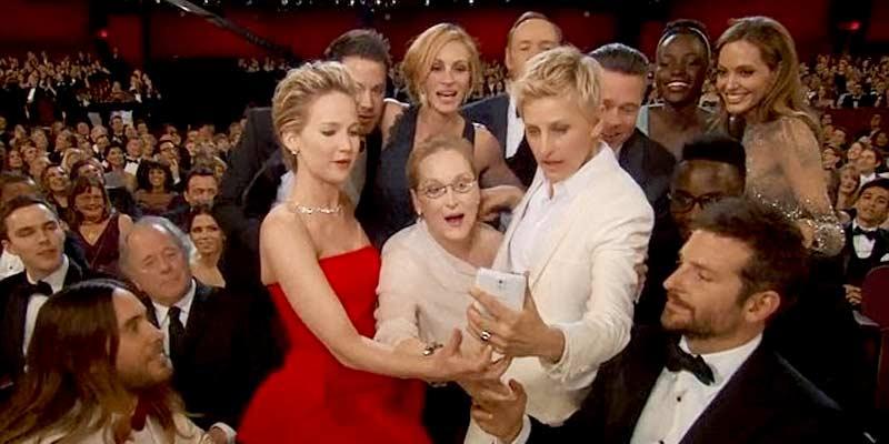 Oscars 2014 et Samsung : Tout ce que vous devez savoir à propos de ce fameux Selfie