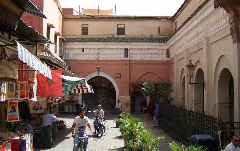 Marrakech : Présentation d'un livre sur le patrimoine architectural de l'ancienne médina
