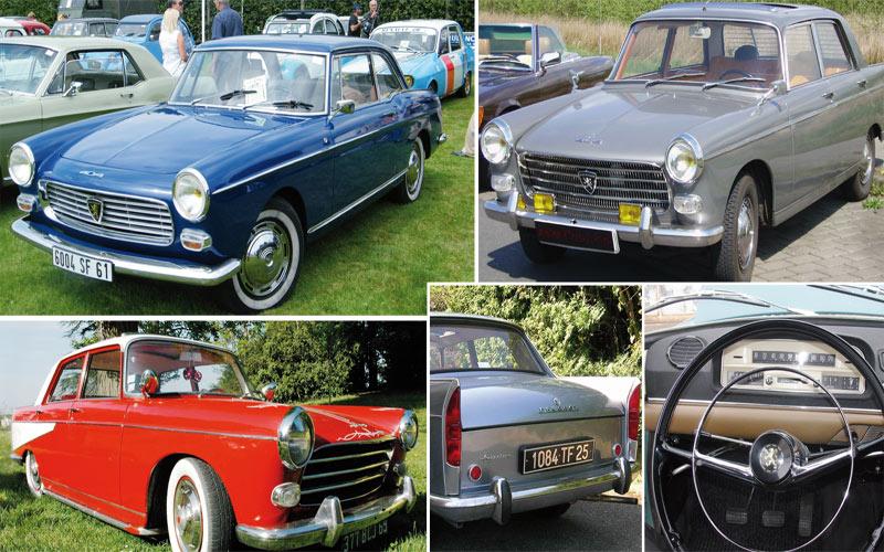Il était une fois… Peugeot 404 : L'infatigable grand-mère…