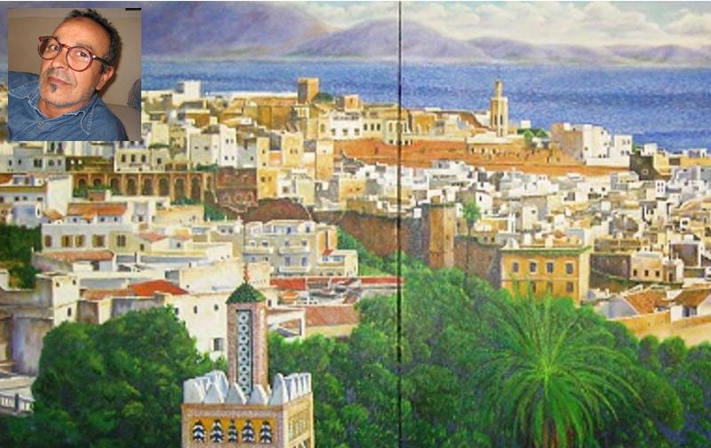 Hassan Lakhdar, un artiste qui décède en pleine exposition