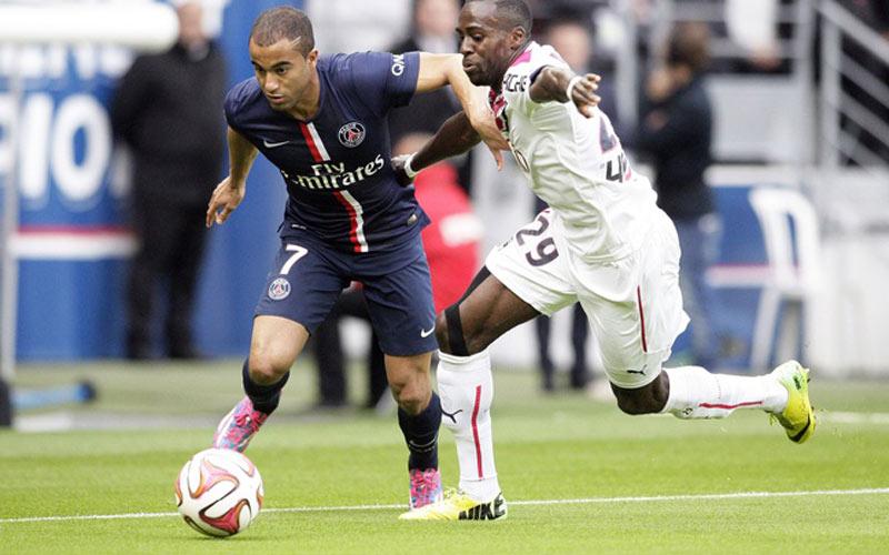PSG – Inter (1-0) : le PSG conclut 2014 par un succès à Marrakech