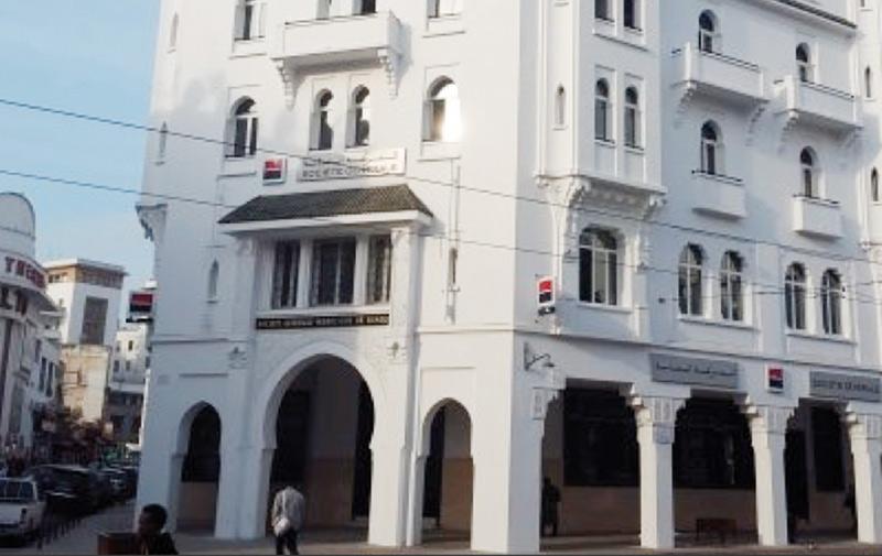 Société Générale redonne vie à son ancien siège