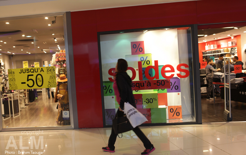 Soldes d'hiver: Morocco Mall ouvre le bal