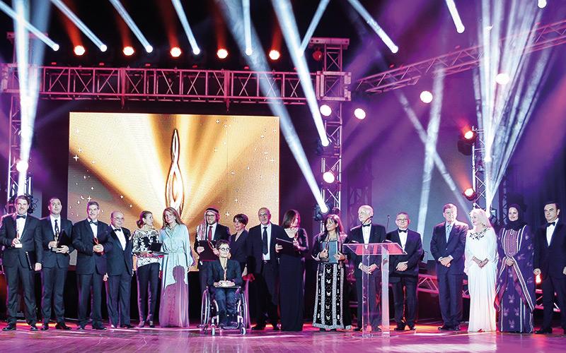 Takreem 2014 à Marrakech : Un franc succès