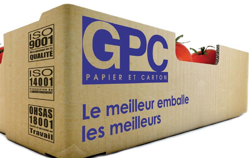 Une nouvelle unité de production de carton ondulé: GPC investit 500 millions DH à Kénitra