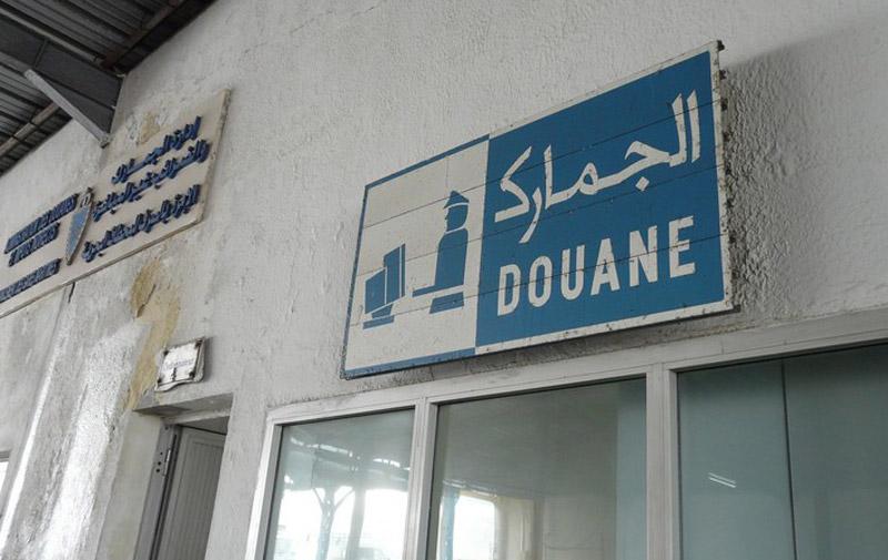 Nador: saisie de 1.7 millions de dirhams de produits de contrebande