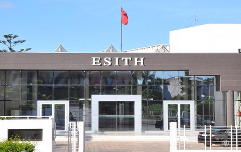 L'ESITH dévoile sa plate-forme d'excellence et recherche en logistique