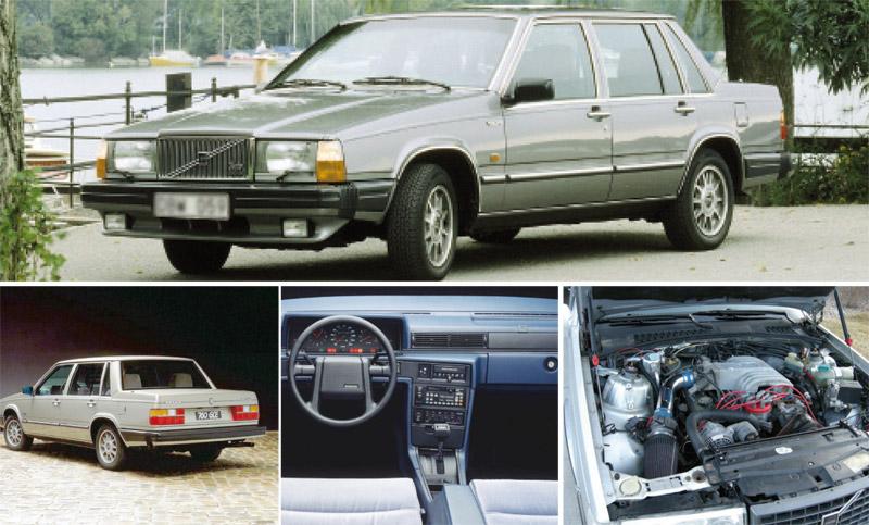Il était une fois… Volvo 760 : «Panzerwagen» à la scandinave
