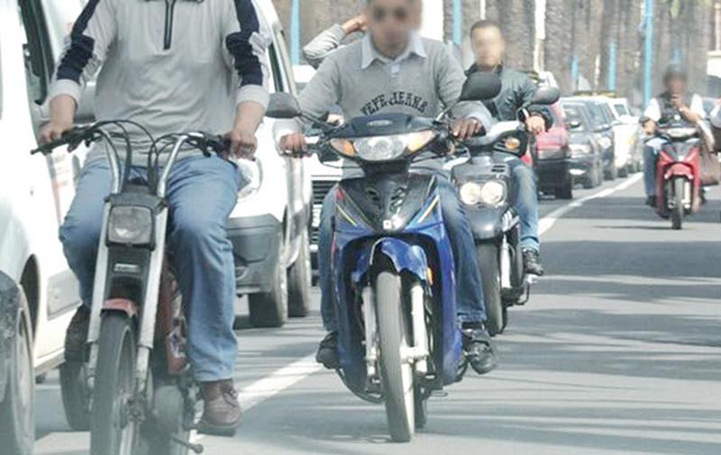 La loi pour l'immatriculation des motos se peaufine…
