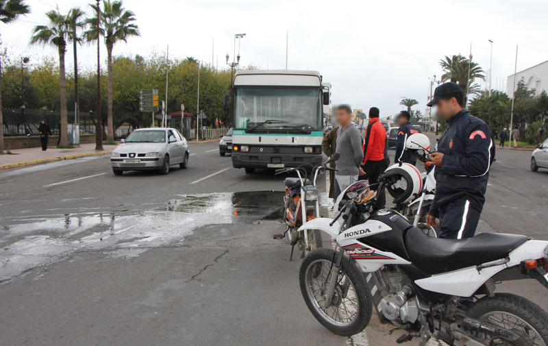 Accident de la circulation : Un policier à l'origine de la mort d'une personne âgée