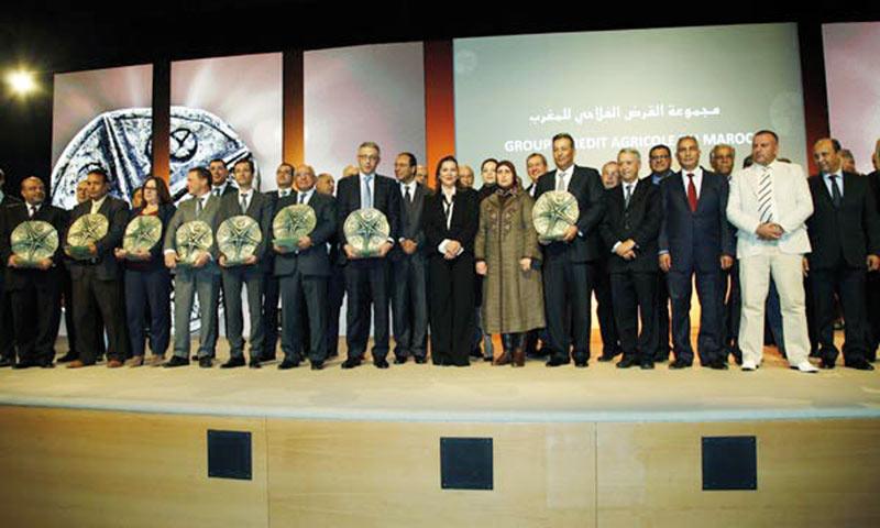 Le Crédit Agricole récompensé pour son engagement pour la protection de l'environnement