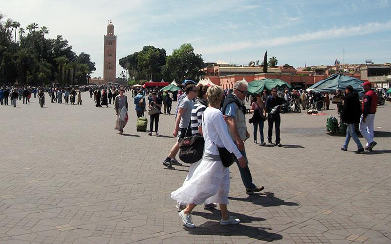 La destination Marrakech  maintient sa résilience: Plus de 816.000 arrivées à fin mai