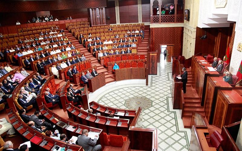 Rattrapage  au Parlement