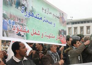 La démocratie marocaine réussit à assimiler les revendications des jeunes