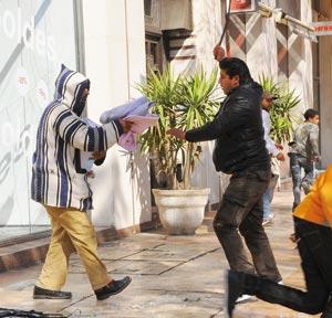 Rassemblements du 20 février : Des actes de vandalisme entachent le cadre civilisé des manifestations
