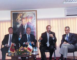 Tanger : Couverture sociale : Le Maroc et la France renforcent leur coopération