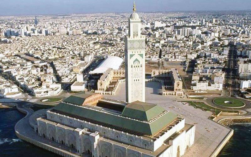 Développement de Casablanca 2015-2020: 4 axes, 4 piliers …
