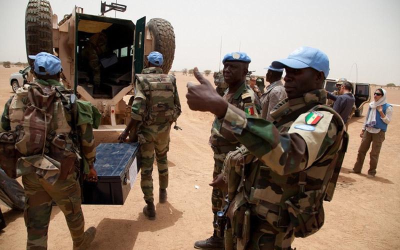 Mali : Attaque meurtrière d'un camp de l'ONU à Kidal