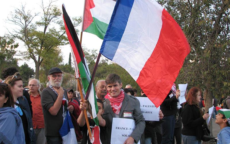 Les députés français votent la reconnaissance de la Palestine