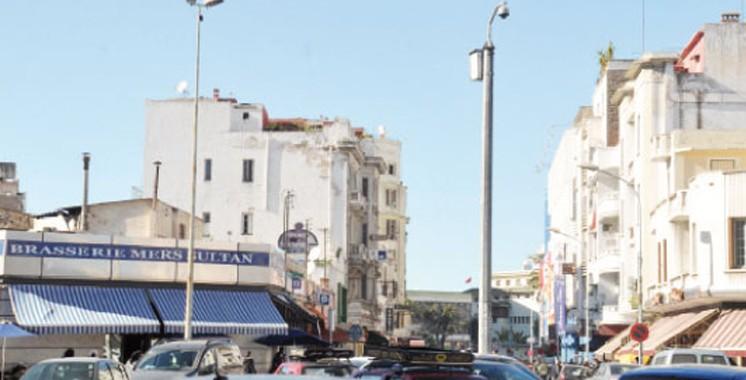 Casablanca : Quatre collégiens ayant agressé mortellement  un homme épinglés grâce à une caméra de surveillance