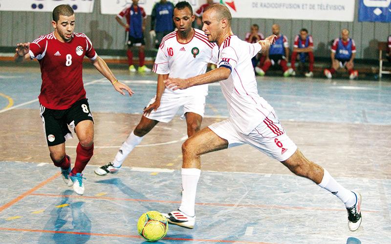 Coupe du Trône de Futsal : Place à la finale